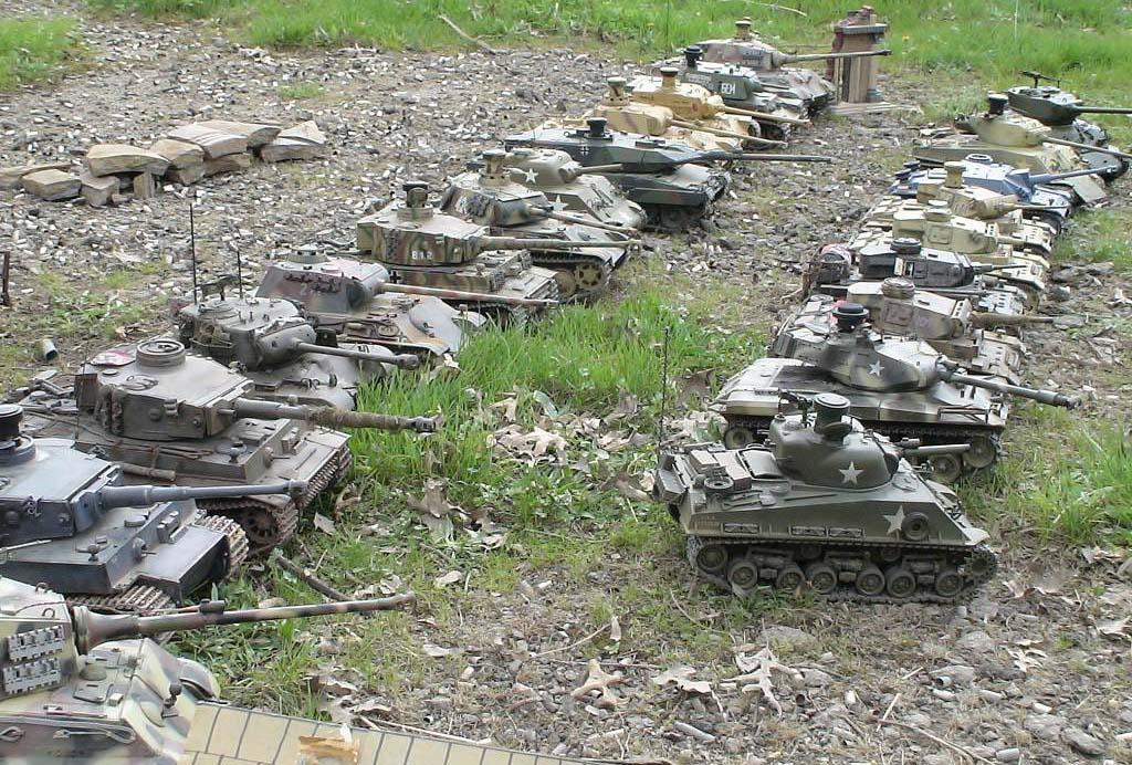 PzKpfw VI Tiger Ausf. H1 Tank 3D model