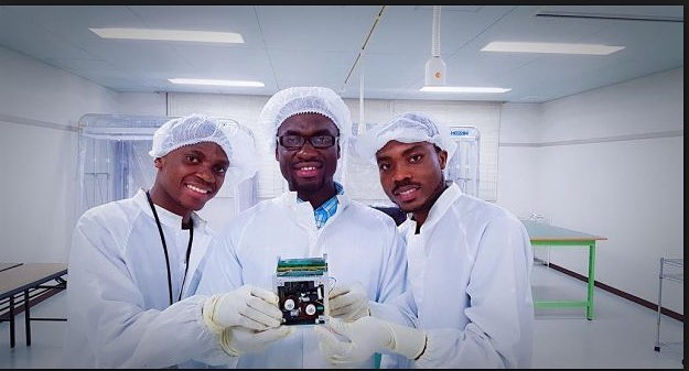 Ghana Launches Its First Satellite Into Space With The Help Of 3 Students