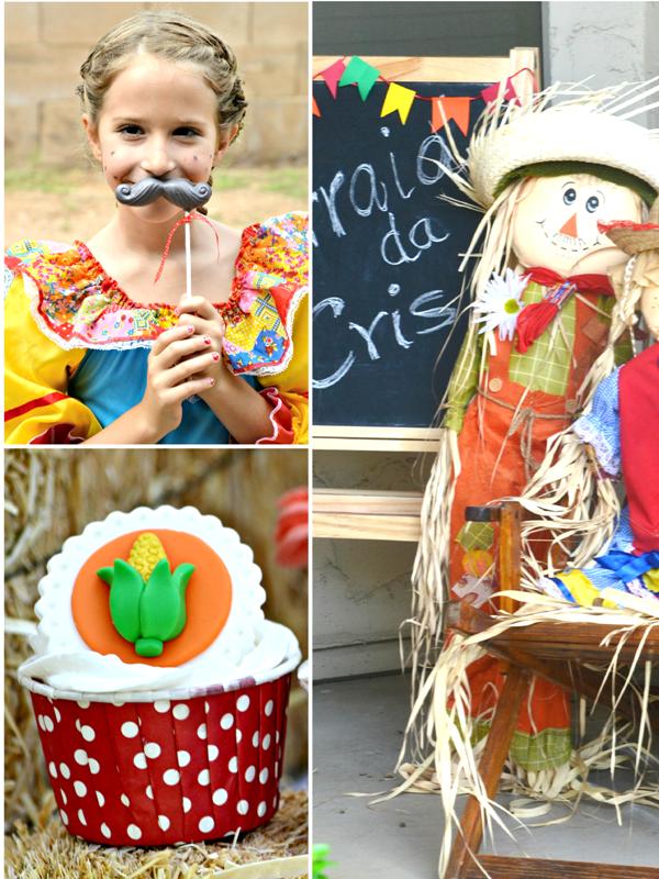 A Brazilian Festa Junina Traditional Party