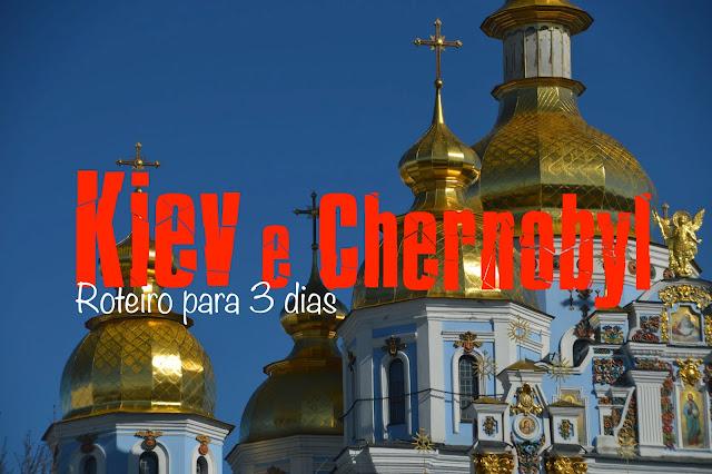 O que visitar em Kiev, Ucrânia
