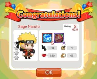 Cara Cepat Dapat Ninja S Rank Ninja Heroes (Peringkat SS)