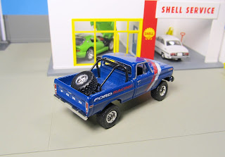 GreenLight  Ford Racing  1970 Ford pickup