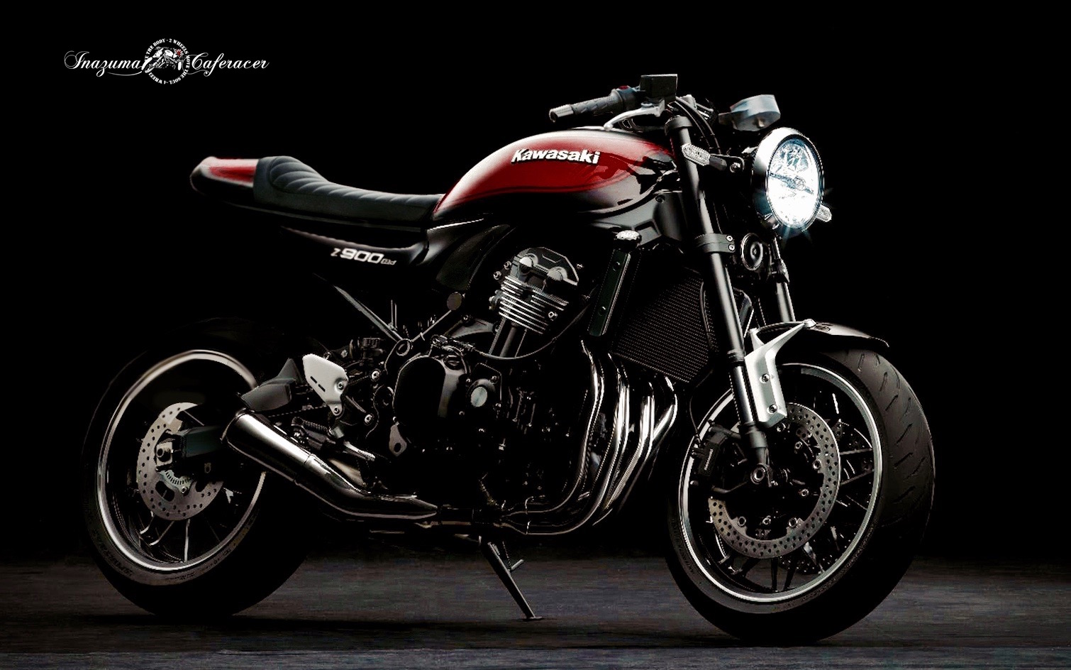 Kawasaki Z900 RS Inazumized How Do You Like It