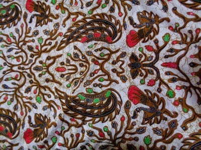 Seragam Batik Solo Printing Motif A13