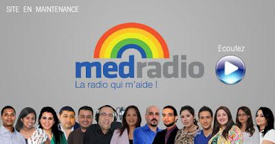 Ecouter Med Radio en direct الإستماع لإداعة ميد راديو