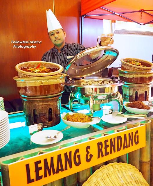 Lemang & Rendang