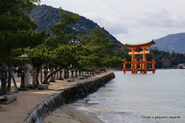 Ilha de Miyajima, Japão