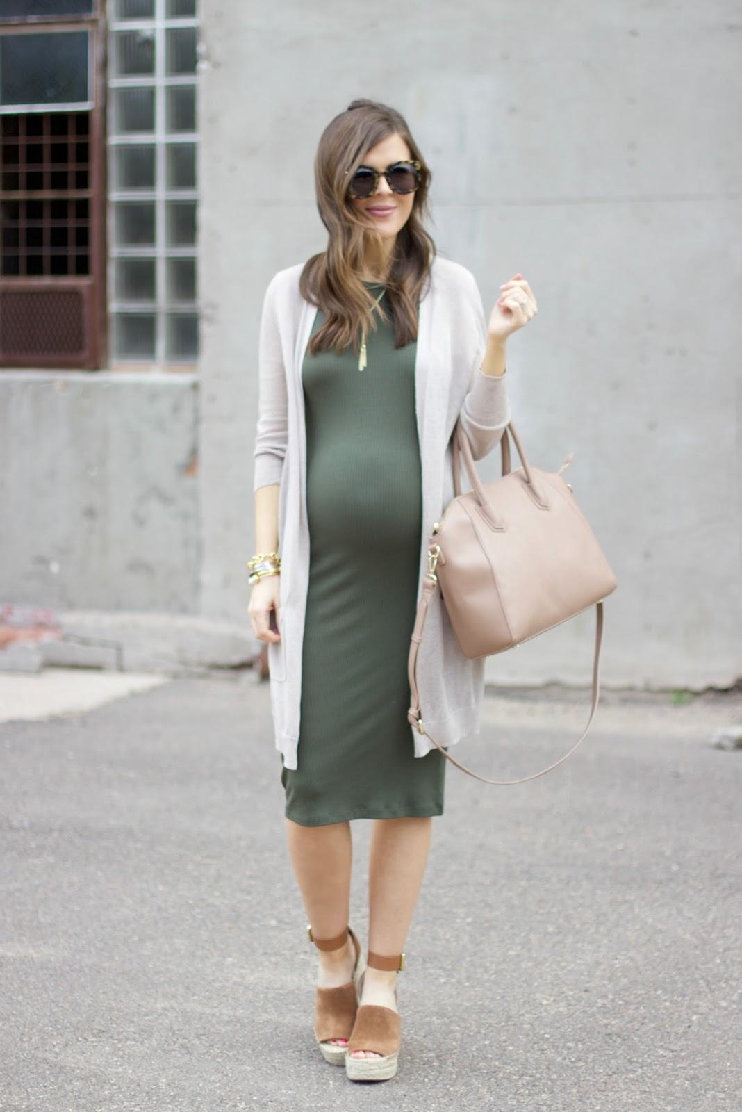 Rib Knit Tank Dress