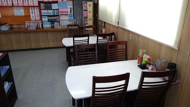 お食事処うまさん堂の店内の写真