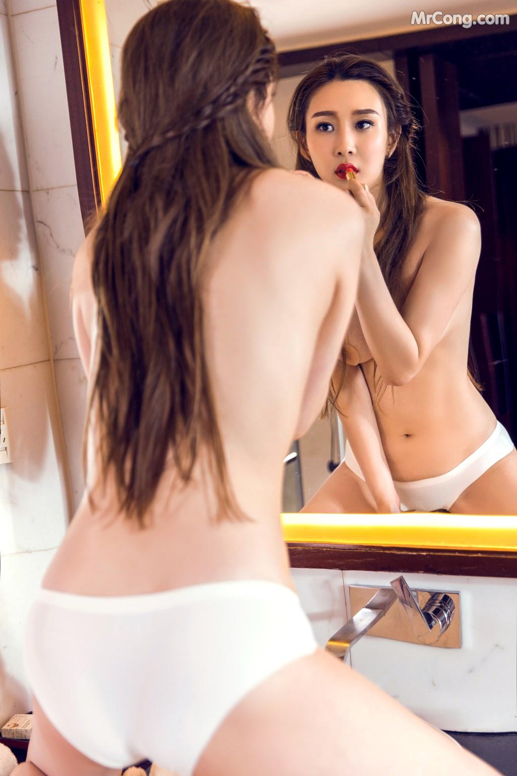 Image TouTiao-2017-09-16-Shen-Mei-Yan-MrCong.com-012 in post TouTiao 2017-09-16: Người mẫu Shen Mei Yan (申美嫣) (34 ảnh)