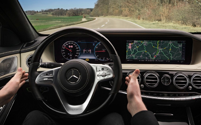 2018 Mercedes-Benz S-Class: Ambience