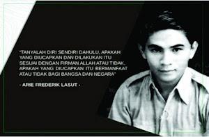 Arie Frederik Lasut, Sosok ahli pertambangan dan geologis yang bergelar Pahlawan Nasional