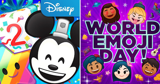 Disney Emoji Blitz Game Celebrates 2 Years - Get Free Emojis & More