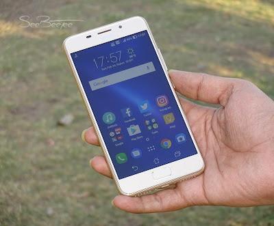 Asus Zenfone 3S Max