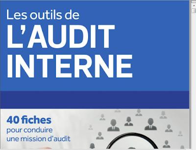 78 - audit et contrôle:  les outils de l'audit interne