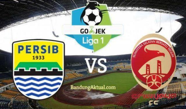 Prediksi Persib Bandung vs Sriwijaya FC - Stadion GBLA Sabtu 4 Agustus 2018