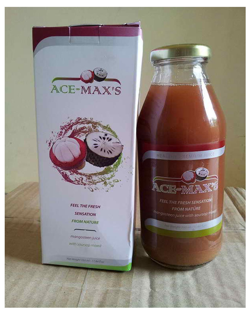 Xamthone Plus Syrup Kulit Manggis 350 ml Herbal Di Bandung