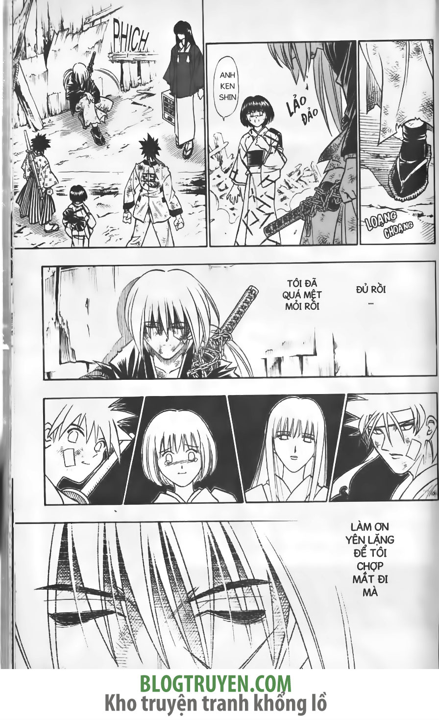 Rurouni Kenshin chap 208 trang 17