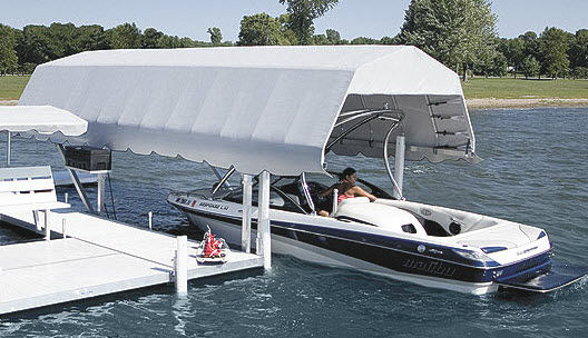 prep+boat+lift+for+summer.jpg & Boat Lift u0026 Canopy Blog: Tips/Tricks to Enjoy Your Lake Time ...