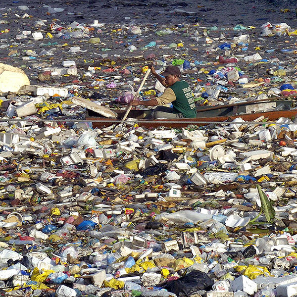 Resultado de imagen para antropoceno basura