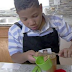 Wow! Meet the 8yr old who starts his own bakery business to help mum buy a house... photos