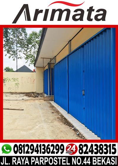 gambar Harga folding gate di Pondok Bambu