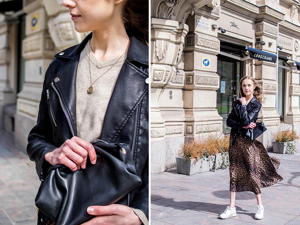 Fashion blogger spring style inspiration - Muoti, bloggaaja, asuinspiraatio, kevät