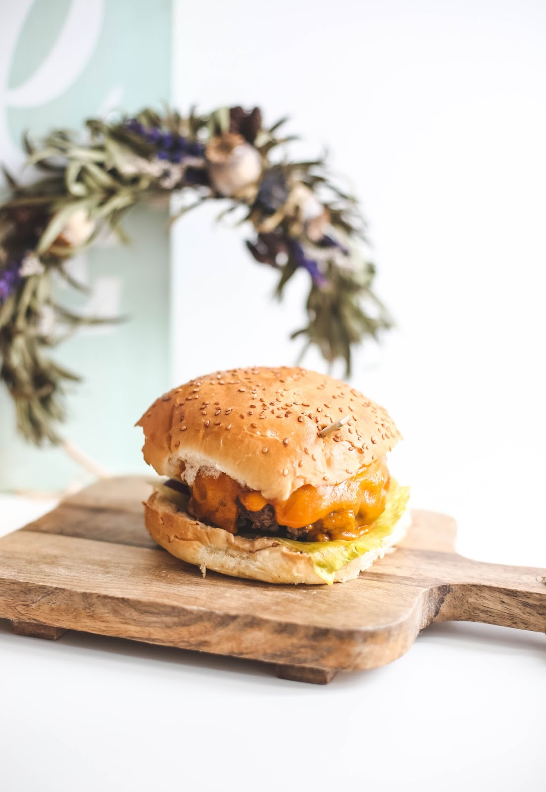 burger foodora