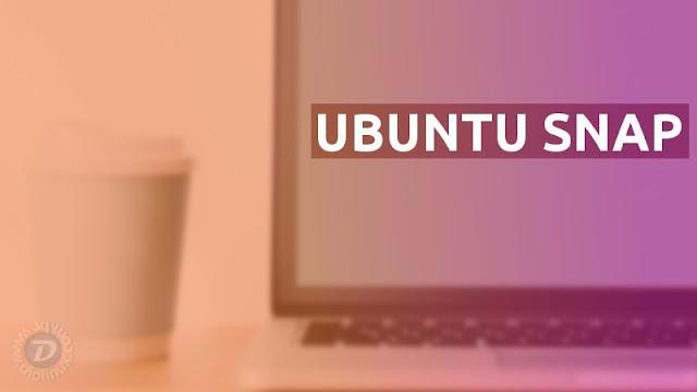 Ubuntu Snap com malware