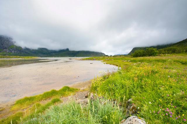 Paesaggio-Isole Lofoten