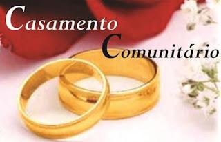 Inscrições abertas para casamento comunitário em Picuí