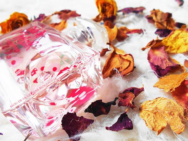 Parfumovaná voda Oui a l'Amour Yves Rocher