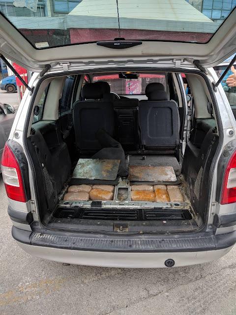 Θεσπρωτία: Συνελήφθη 63χρονος ημεδαπός με 21 κιλά κάνναβης