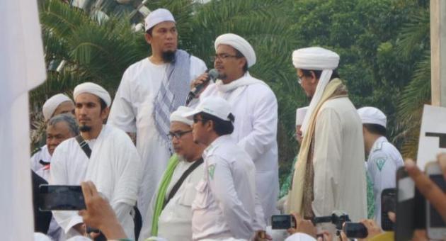 FPI Berencana Kembali Gelar Aksi 11 Februari