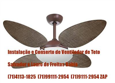 Como instalar controle remoto em um ventilador de teto