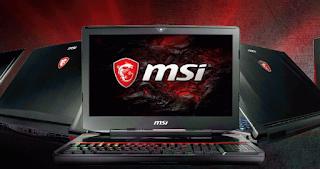 Perbandingan antara MSI GE62 dan GE72