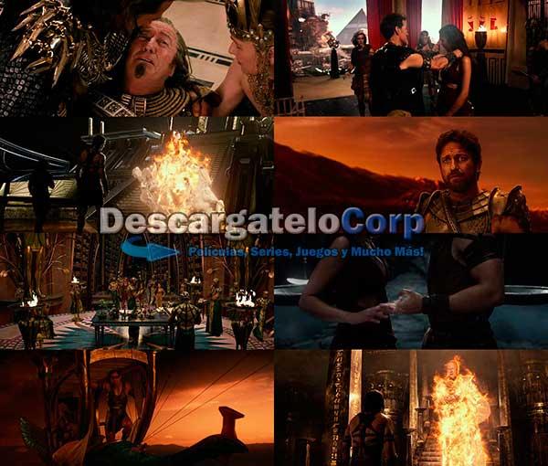 Dioses de Egipto DVDRip Latino