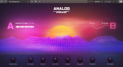 kontakt analog torrent download dreams