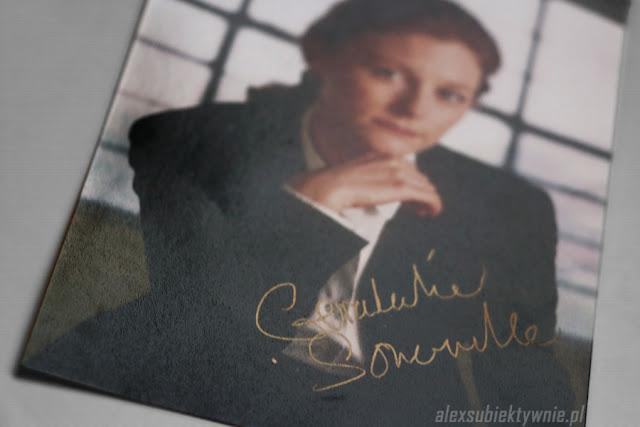 Autograf Geraldine Somerville