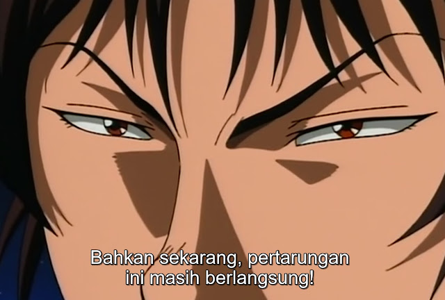 Baki The Grappler Episode 36 Subtitle Indonesia
