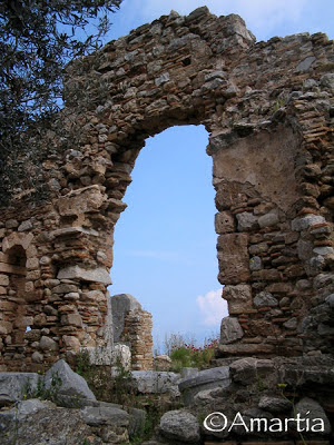 Trezene  Argolide Peloponnese Grèce
