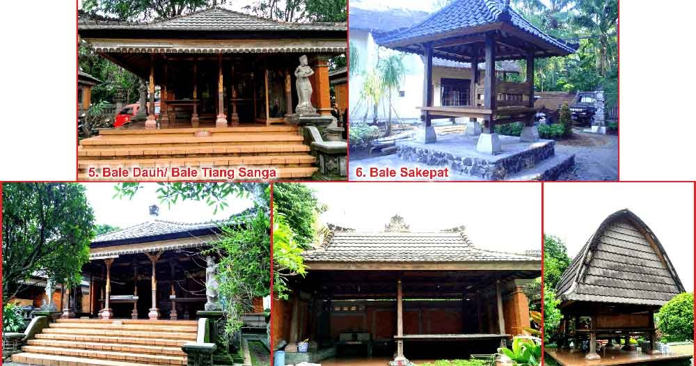 Rumah Adat Bali Natah - Micro USB m