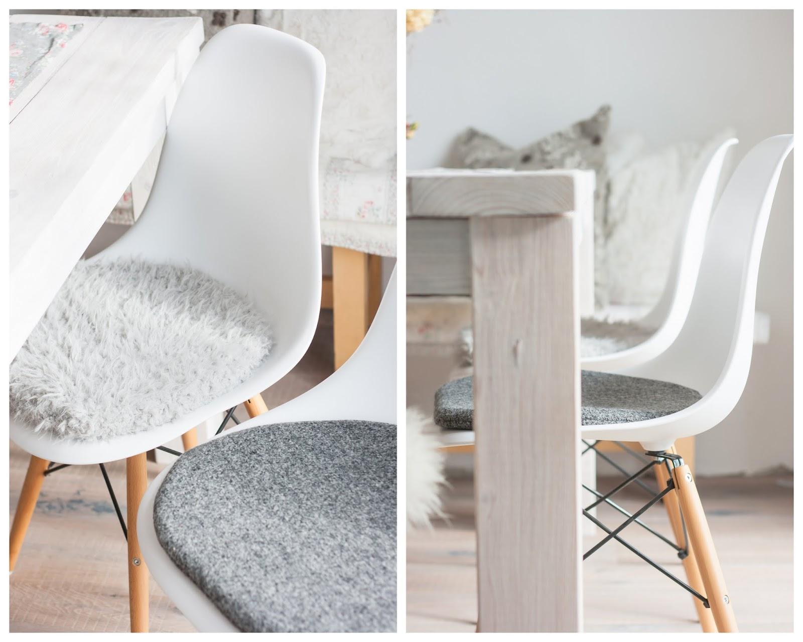 Sie Passen Auf Alle Eames Side Chairs Ohne Armlehne Oder Auf Alle Eames  Chairs Mit Armlehne Und Auch Auf Den Rocking Chair.