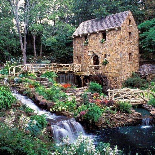 taş yapımı evler