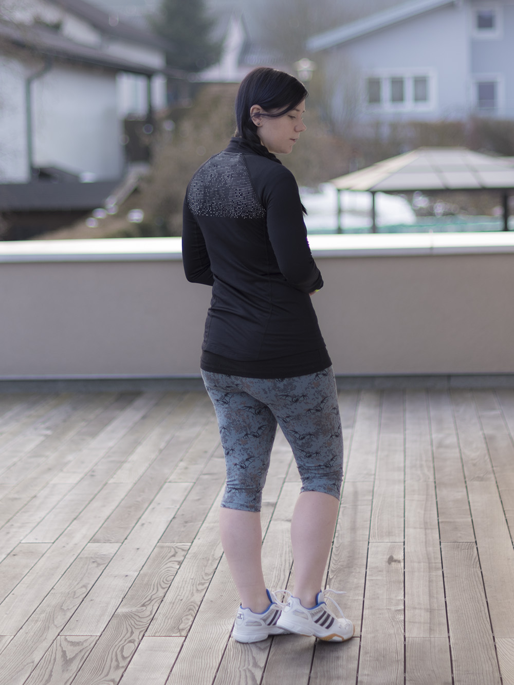 sewing penny leggings sinclair patterns sporty athletic style inspiration idea sneakers top