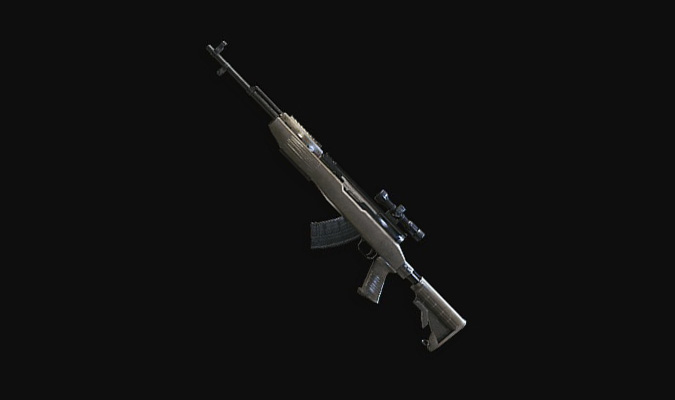 Senjata Mematikan di Free Fire - M14