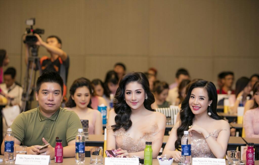 TS Group công bố Đại sứ Thương hiệu Beauty & Go – Á hậu Dương Tú Anh
