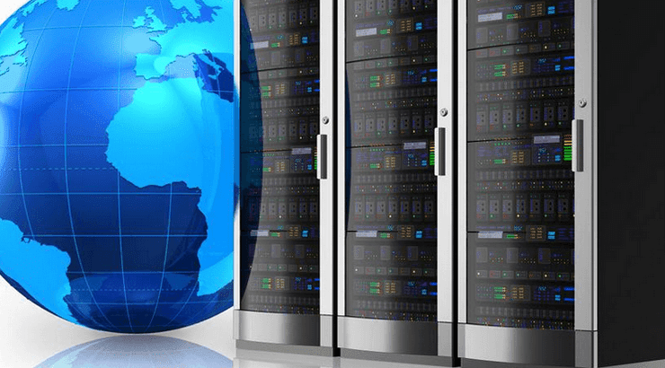Shared hosting servers