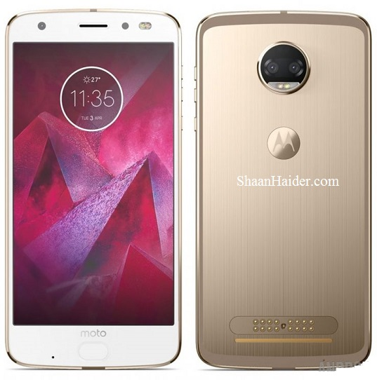 Moto Z2 and Z2 Force : Hardware Specs and Features