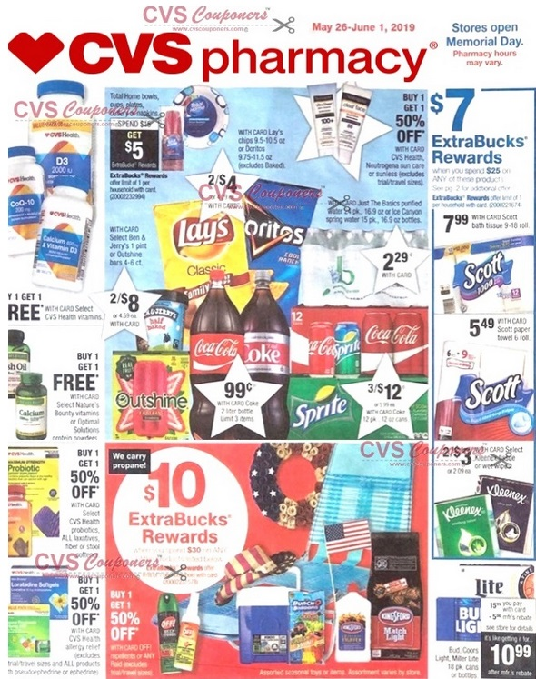 CVS Weekly Ad Preview - 526-61 - Page 1